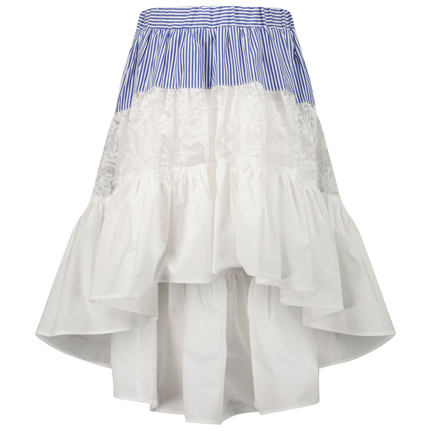 Picture of MonnaLisa 117704 kids skirt blue