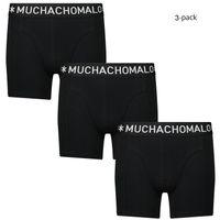 Picture of Muchachomalo 1010JSOLID kids underwear black