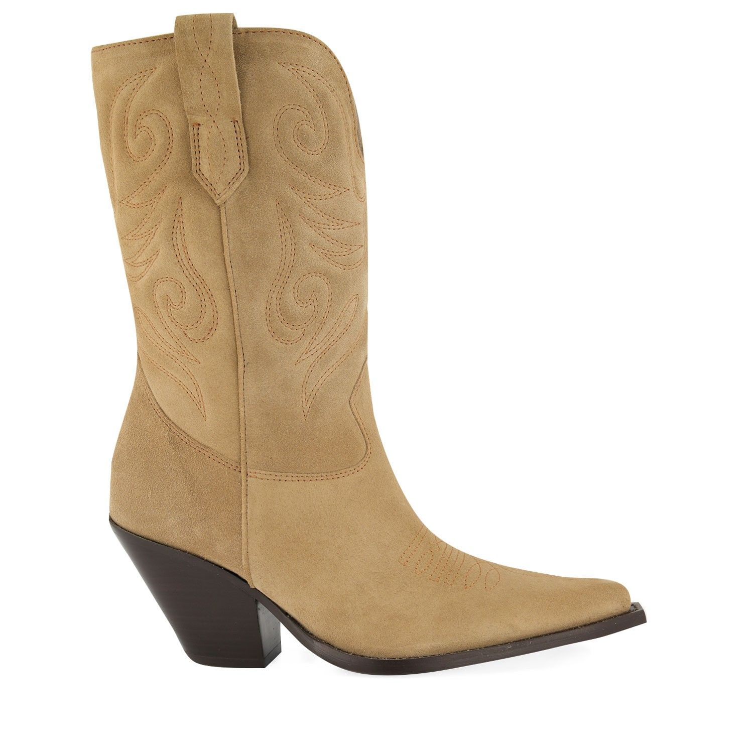 Picture of Toral 12376 womens boots sand