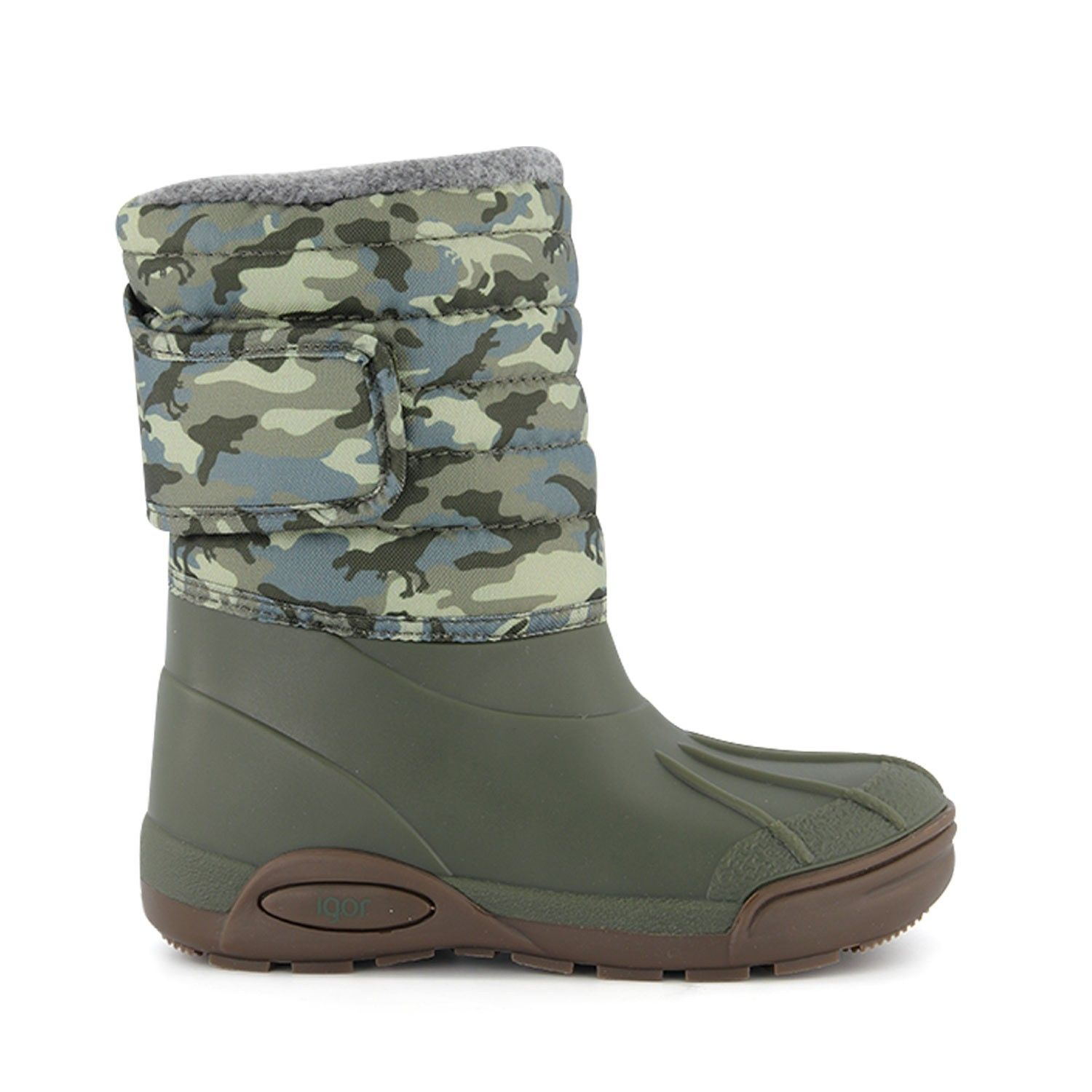 Picture of Igor W10210 kids boots army