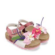 Afbeelding van MonnaLisa 837021 kindersandalen roze