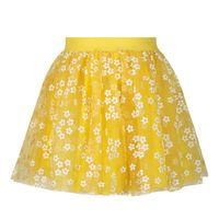 Picture of Mayoral 3901 kids skirt yellow