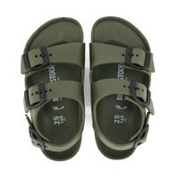 Picture of Birkenstock 1009354 kids sandals army
