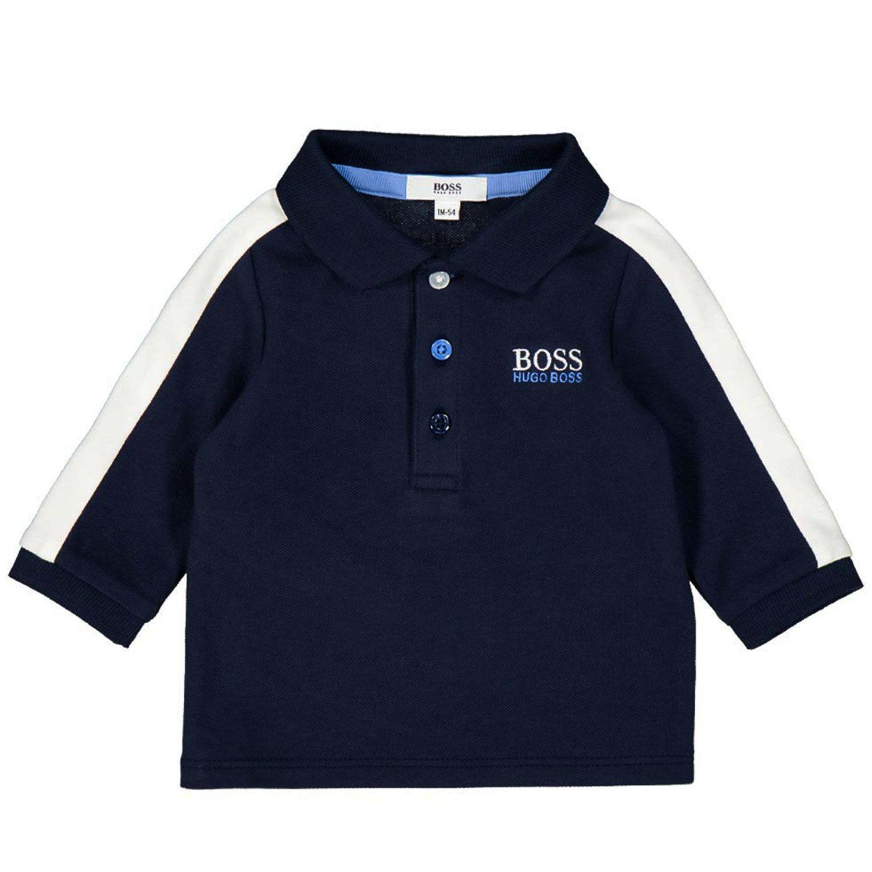 Bild von Boss J95294 Babypoloshirt Marine