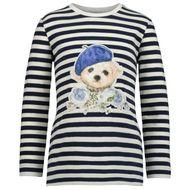 Afbeelding van MonnaLisa 196603A3 kinder t-shirt navy