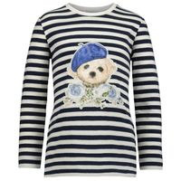 Picture of MonnaLisa 196603A3 kids t-shirt navy