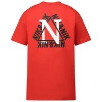 Picture of NIK&NIK B8703 kids t-shirt red