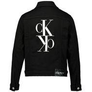 Afbeelding van Calvin Klein IU0IU00072 kinderjas zwart