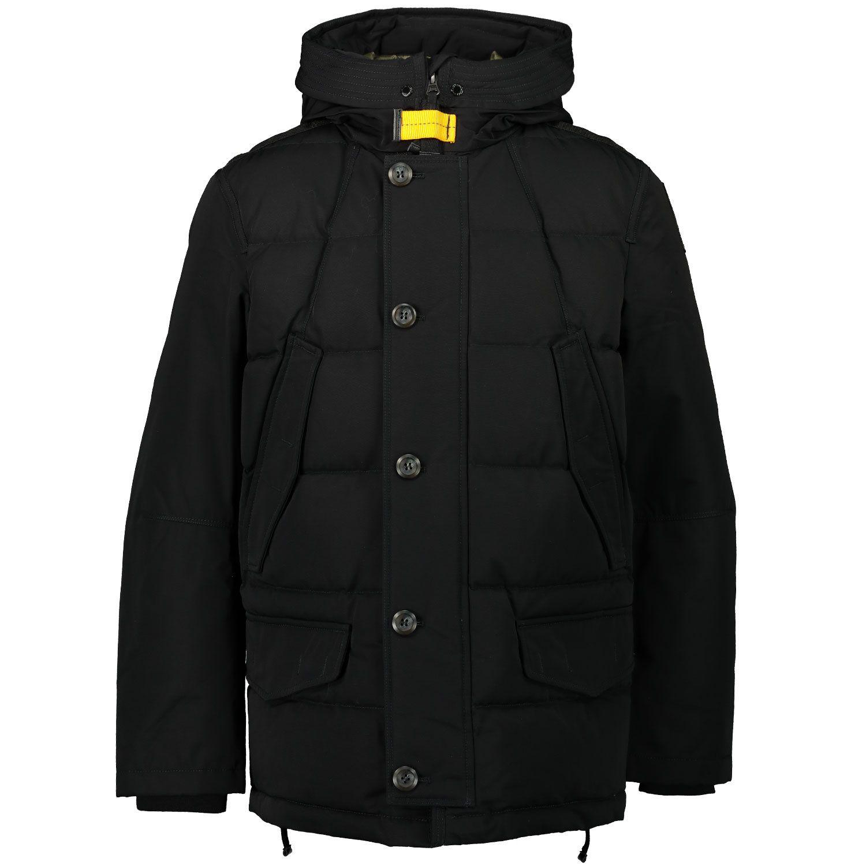 Picture of Parajumpers RU63 kids jacket black