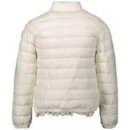 Afbeelding van Moncler 1A10010 kinderjas off white