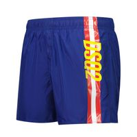 Picture of Dsquared2 DQ0272 kids swimwear cobalt blue