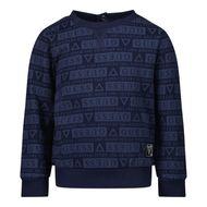 Afbeelding van Guess NiYQ00 baby trui donker blauw