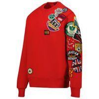 Picture of Dsquared2 DQ0334 kids sweater red