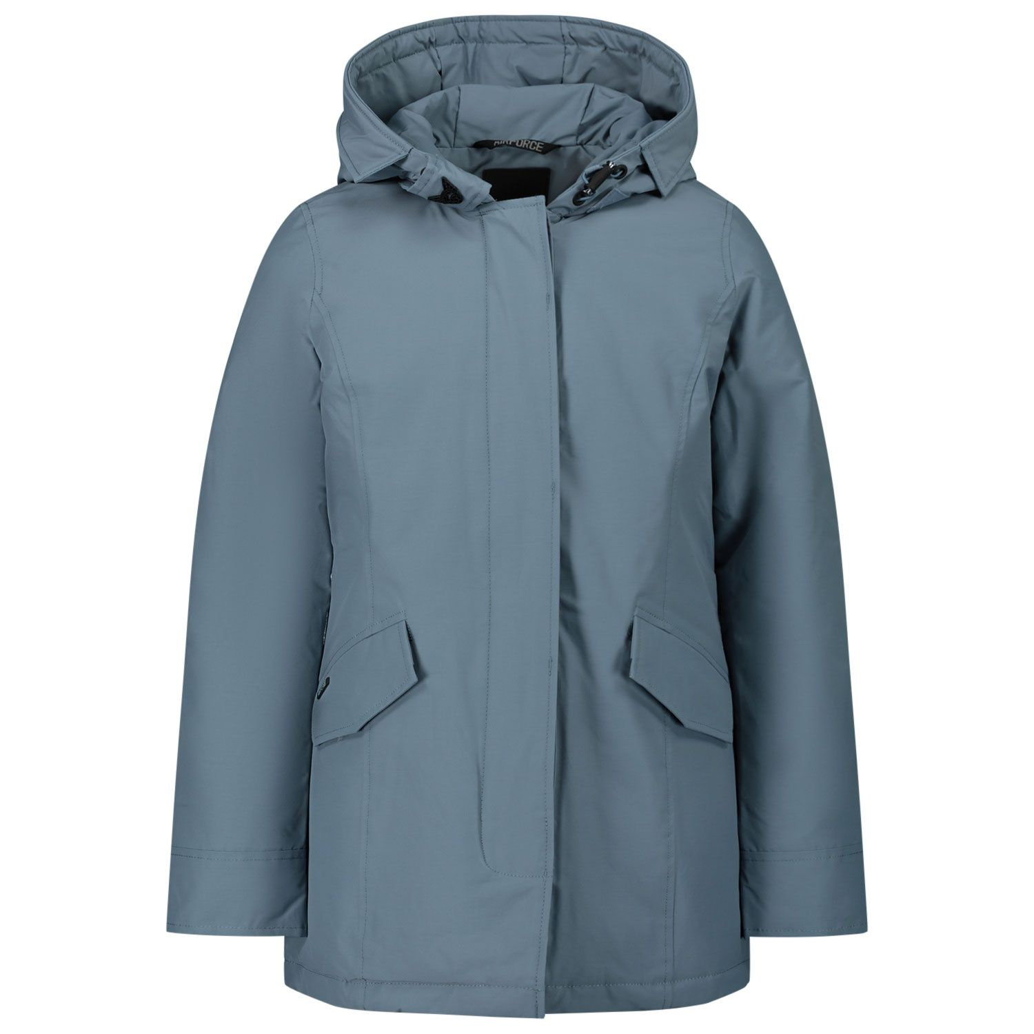 Picture of Airforce HRG0425 kids jacket light blue