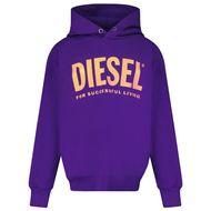 Bild von Diesel J00094 Kinderpullover Violett