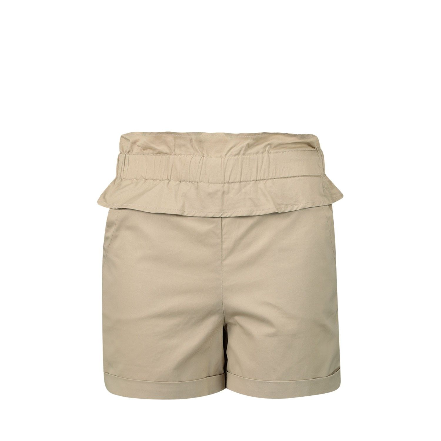 Picture of Guess J01D08 kids shorts sand