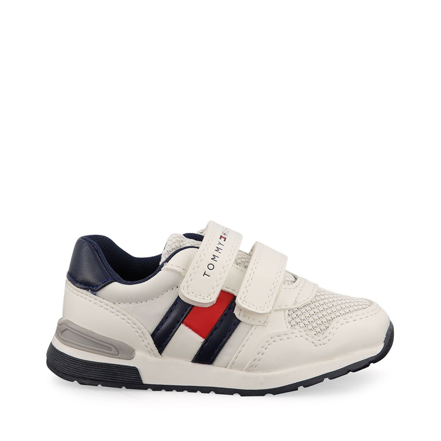 Picture of Tommy Hilfiger 30723 kids sneakers white