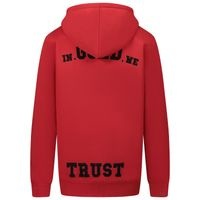 Picture of in Gold We Trust THE STORMZY kids sweater red