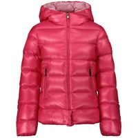 Picture of Moncler 1A20010 kids jacket fuchsia