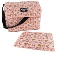 Picture of Moschino MNX03D diaper bags light pink