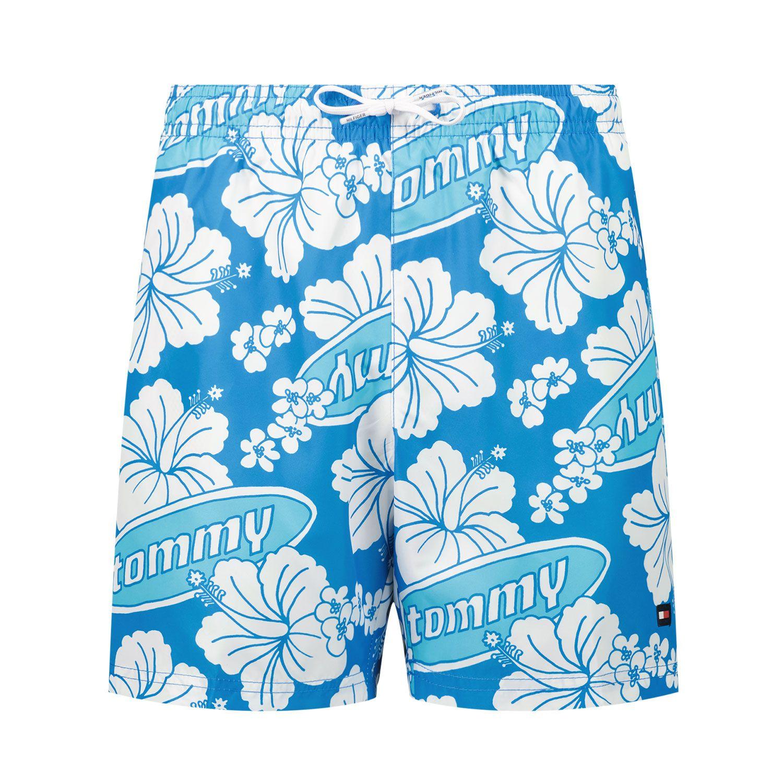 Picture of Tommy Hilfiger UB0UB00385 kids swimwear blue
