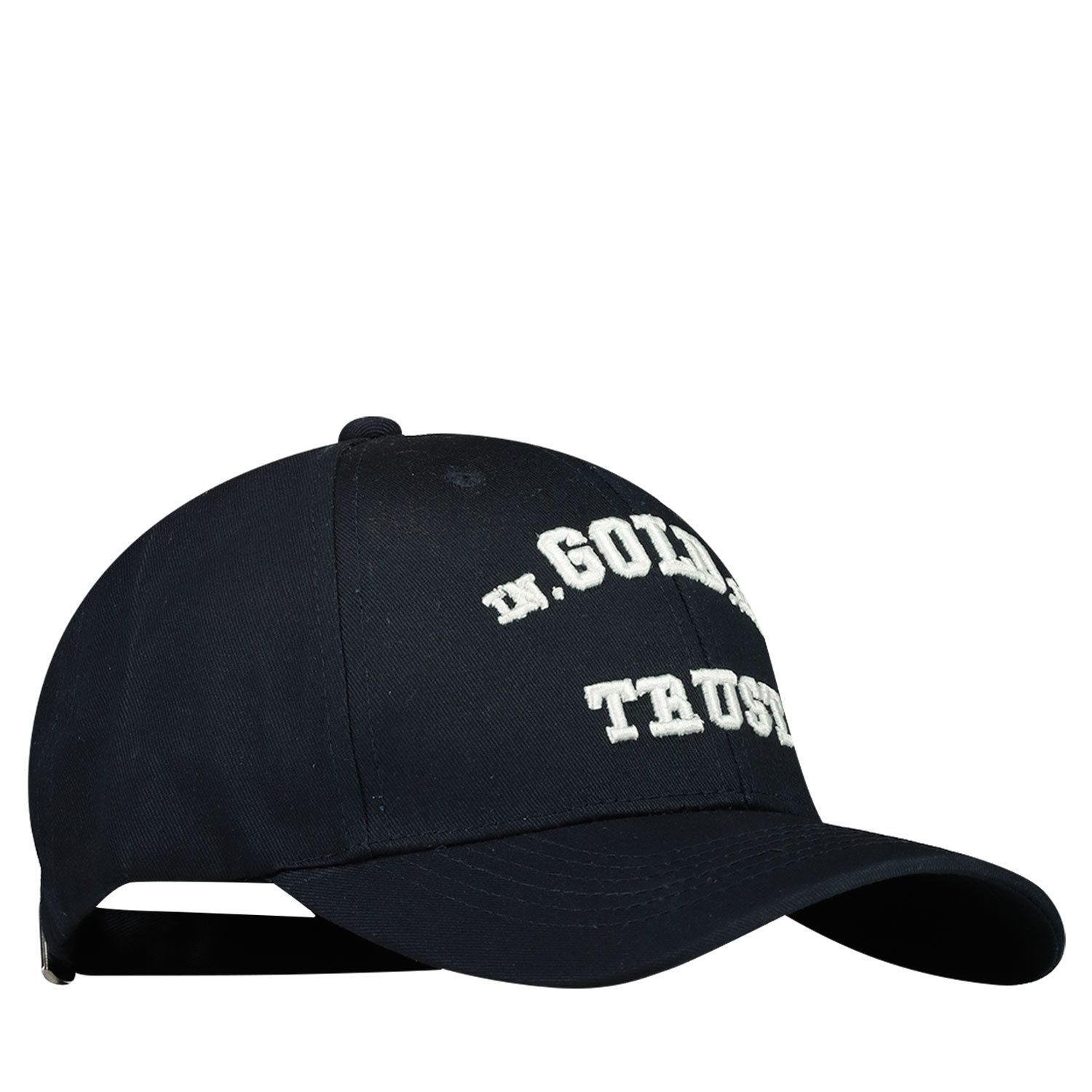 Picture of in Gold We Trust THE BABE kids cap navy