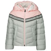 Picture of Moncler 1A50810 baby coat light pink