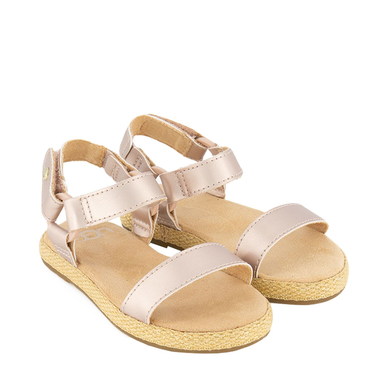 Picture of Ugg 1121493 kids sandals rose