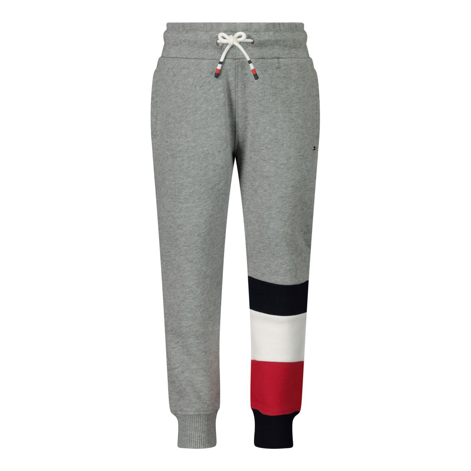 Picture of Tommy Hilfiger KB0KB05781B baby pants grey