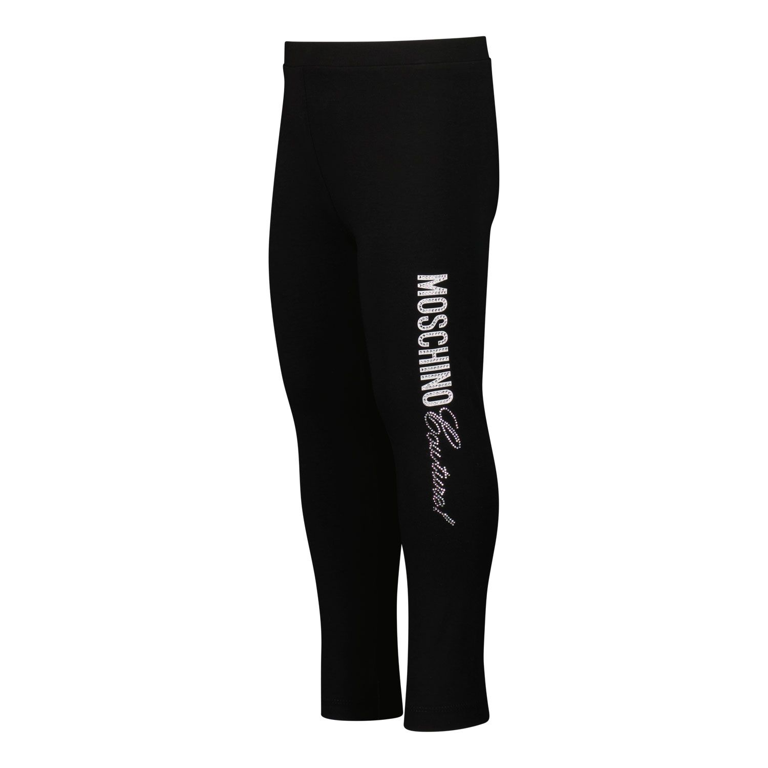 Picture of Moschino MEP02N baby legging black