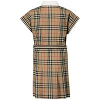 Picture of Burberry 8036479 kids dress beige