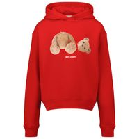 Picture of Palm Angels PGBB001F21FLE001 kids sweater red