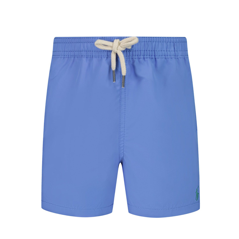 Picture of Ralph Lauren 320785582 baby swimwear blue