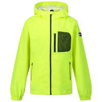 Picture of Tommy Hilfiger KB0KB05589 kids jacket fluoro yellow