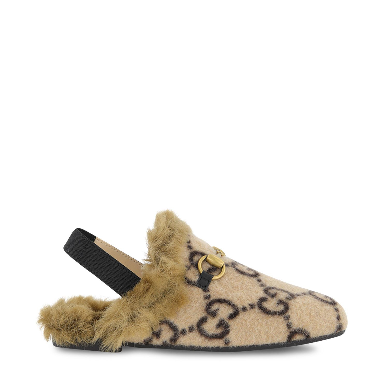 Picture of Gucci 634633 kids shoes beige