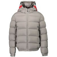 Picture of Moncler 1A54820 kids jacket grey