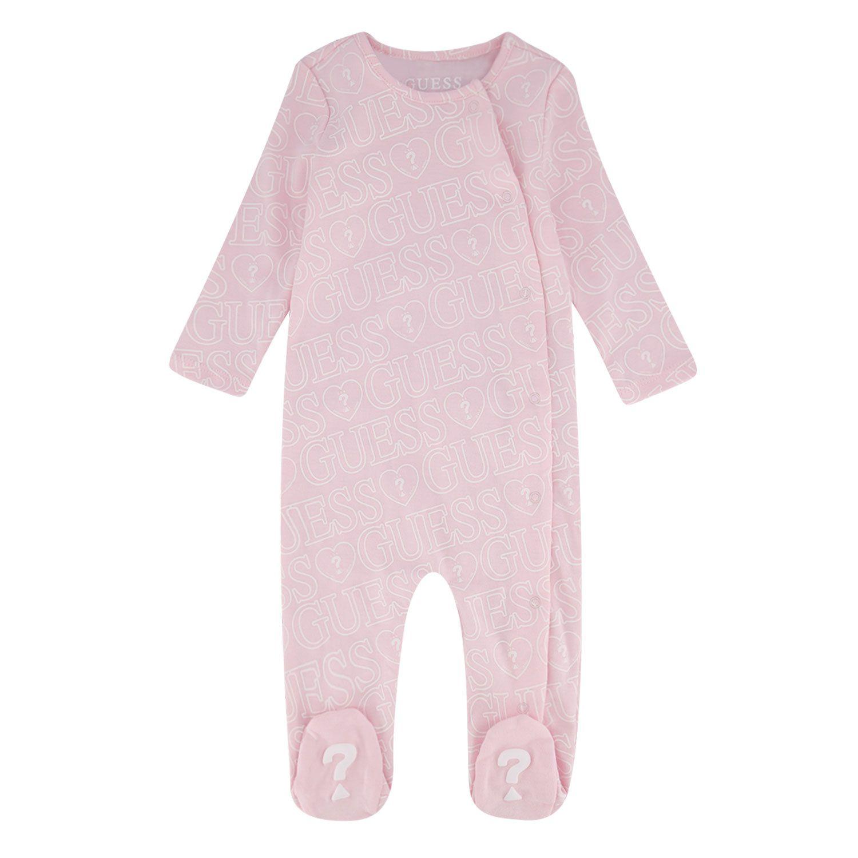 Bild von Guess H0BW00/K83S0 Babystrampelanzug Hellrosa