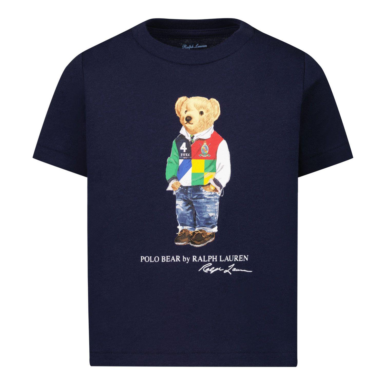 Bild von Ralph Lauren 320838244 Baby-T-Shirt Marine