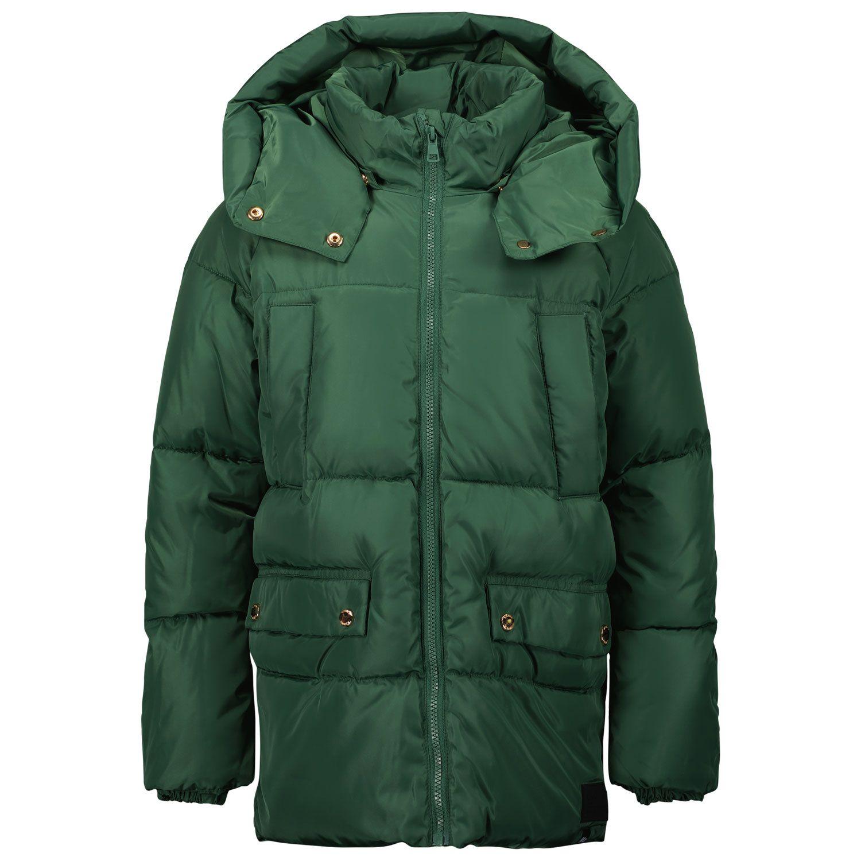 Picture of NIK&NIK G4932 kids jacket dark green