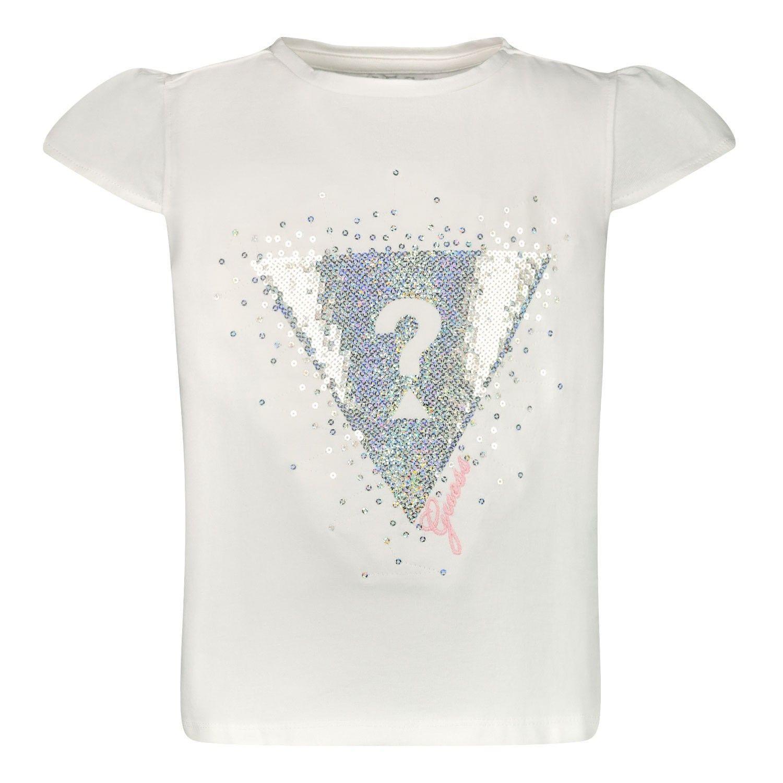 Guess K02I18B baby shirt white