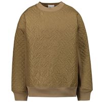Picture of Burberry 8036424 kids sweater light beige