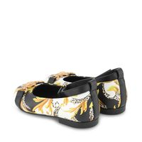 Picture of Versace YGF00052 kids shoes black