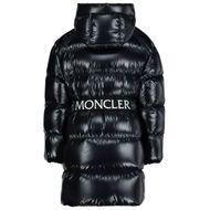 Afbeelding van Moncler 1C55010 kinderjas zwart
