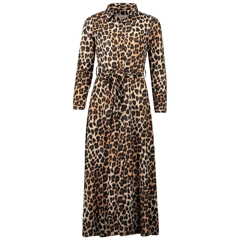 Picture of EST'SEVEN EST LONGDRESS womens dress panther