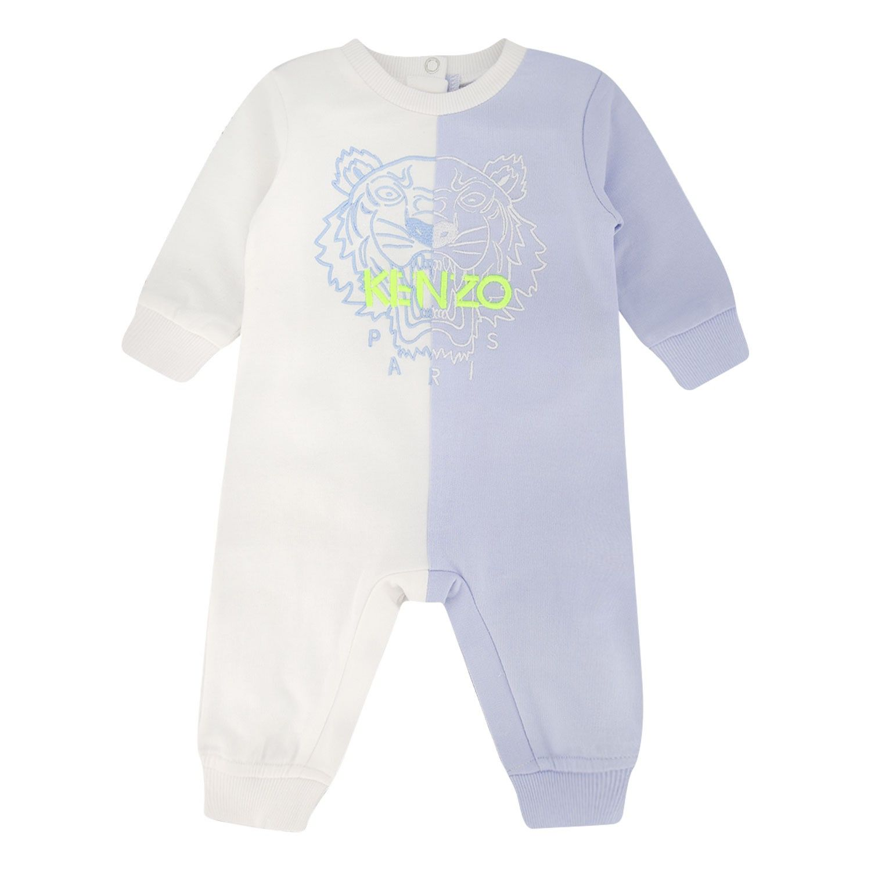 Bild von Kenzo 32503 Babystrampelanzug Hellblau
