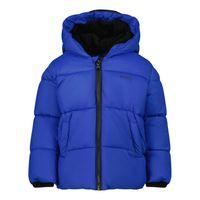 Picture of Boss J06237 baby coat cobalt blue