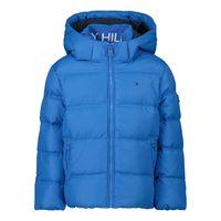 Picture of Tommy Hilfiger KB0KB05879B baby coat cobalt blue