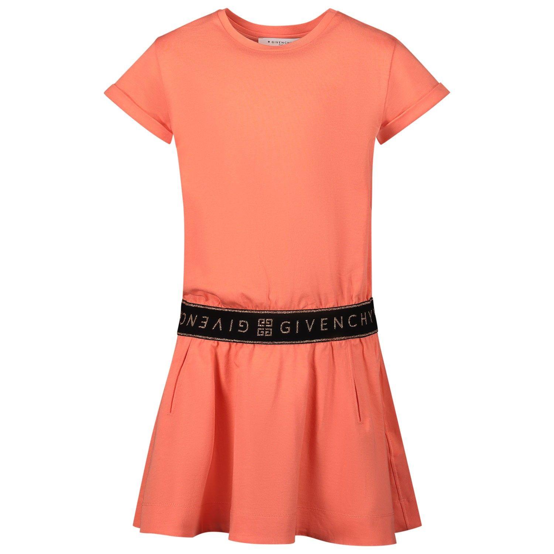 Bild von Givenchy H12112 Babykleid Koralle