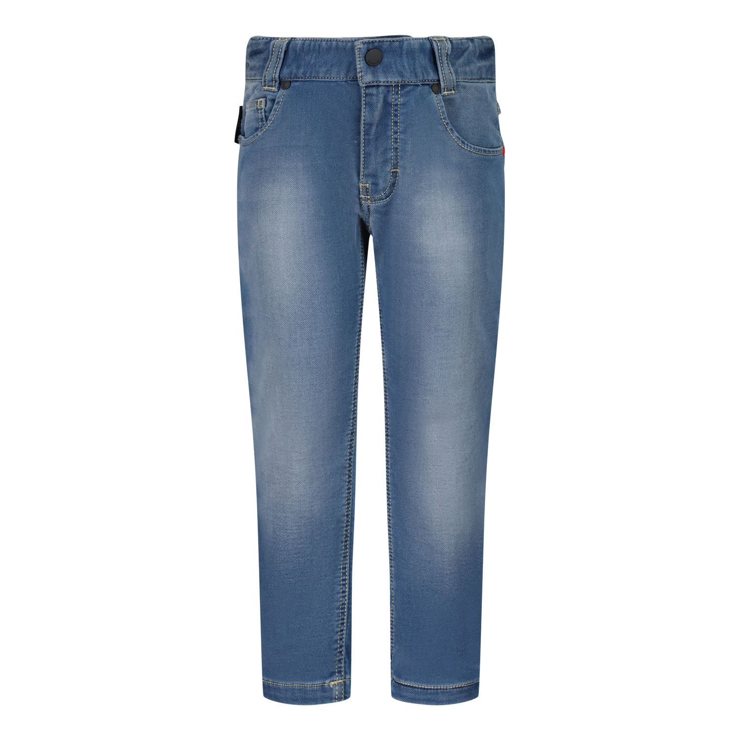Picture of Givenchy H04116 baby pants jeans