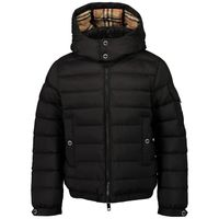 Picture of Burberry 8029299 kids jacket black